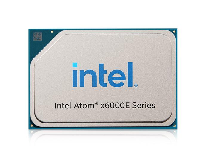Intel Atom x6000E series 発表