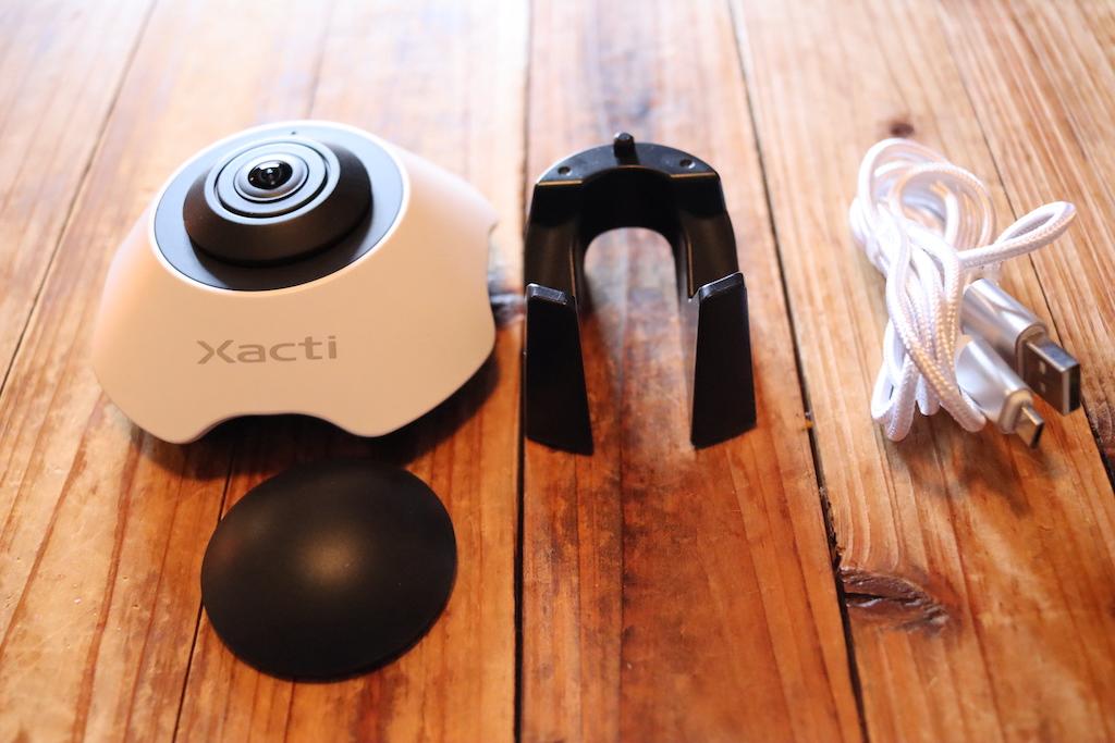 Xacti社の360°Web会議カメラにAI機能を実装する#1